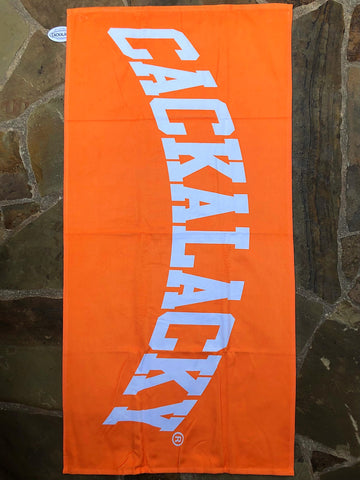 Cackalacky® Plush Beach Towel