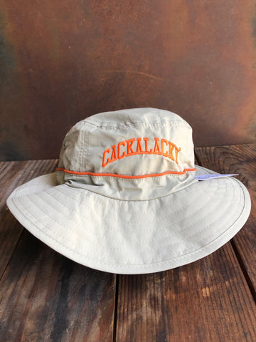 Cackalacky® Outdoor Adventure Bucket Hat - Khaki