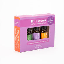 Load image into Gallery viewer, ECO. Top 3 Aroma Trio