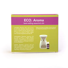 Load image into Gallery viewer, ECO. Calm & Destress Aroma Trio