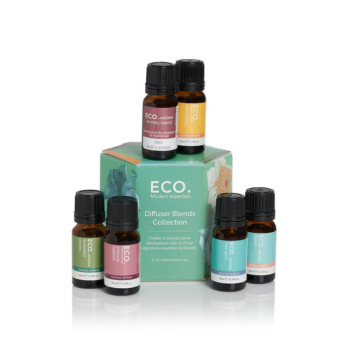 ECO. Diffuser Blends 6 Pack