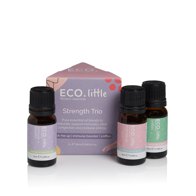 ECO. Little Strength Trio