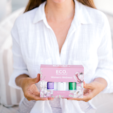 Load image into Gallery viewer, Eco. Women's wellness kit