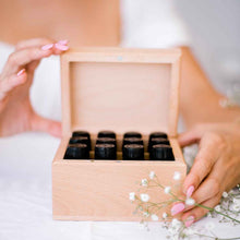 Load image into Gallery viewer, ECO. Wooden 12 Essential Oils Box