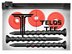 Telos Premium Golf Tees - Yatta Golf