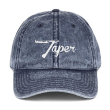 Load image into Gallery viewer, Taper Vintage Cap