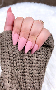 READY TO SHIP |Mauve Nails | Nude Nails | Pink Nails | Mauve Press on Nails | Mauve Gel Nails | Press on Nails | Fake Nails |