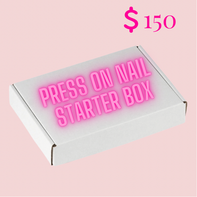 Press on a Nails Starter Kit