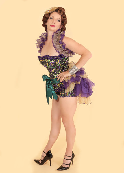 Custom Burlesque Costume