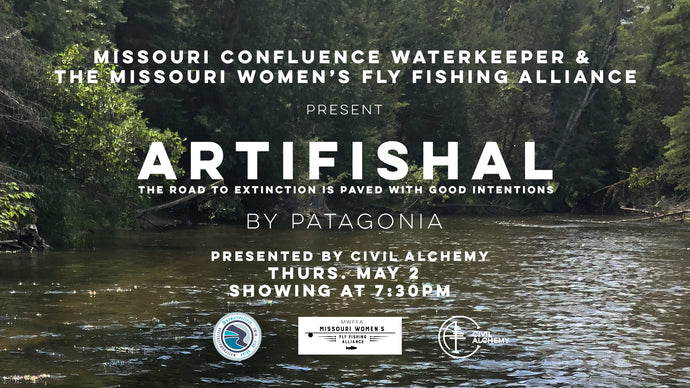 Artifishal (Patagonia) Film + Meeting.  Kelley