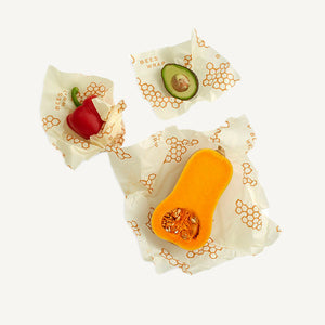 Bee's Wrap Assorted Set of 3