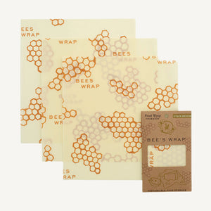 Bee's Wrap Medium Set of 3