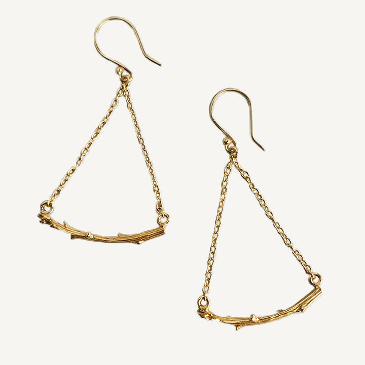 Branch Dangle Earrings