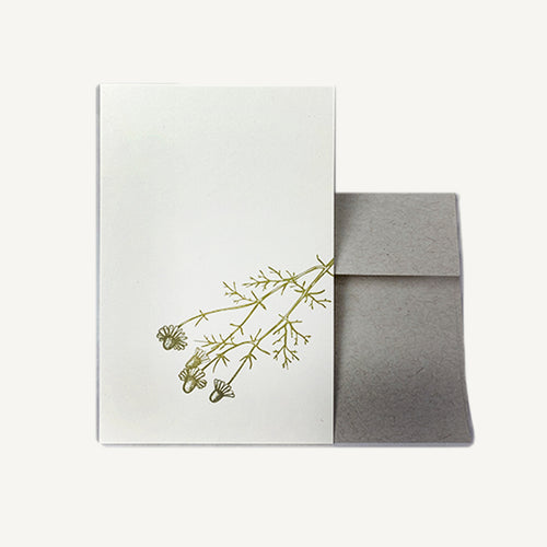 Chamomile Stationery