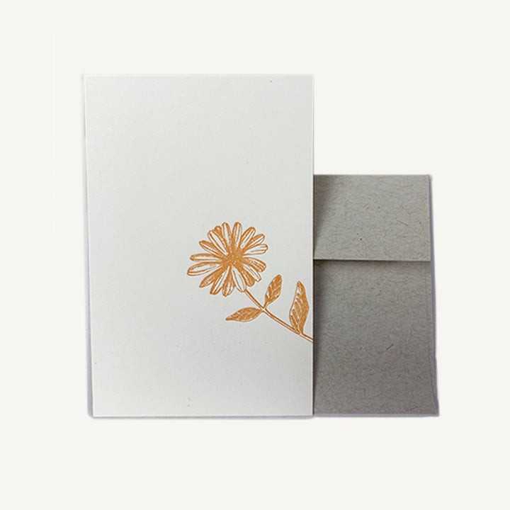 Calendula Stationery