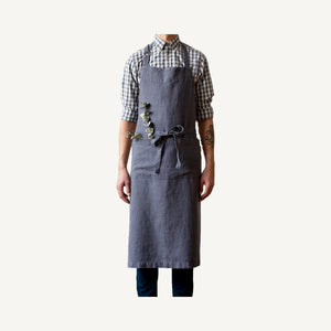 Chef Apron Dark Grey