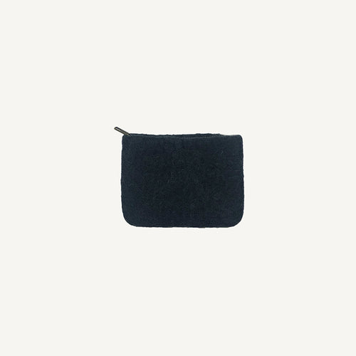 Wool Coin Pouch (More Colors)