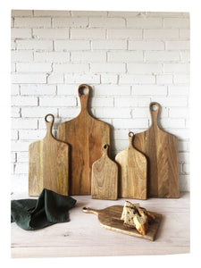 Wood Cutting Boards (More Sizes)