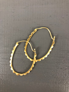 Darla Hoop Earrings (More Colors)