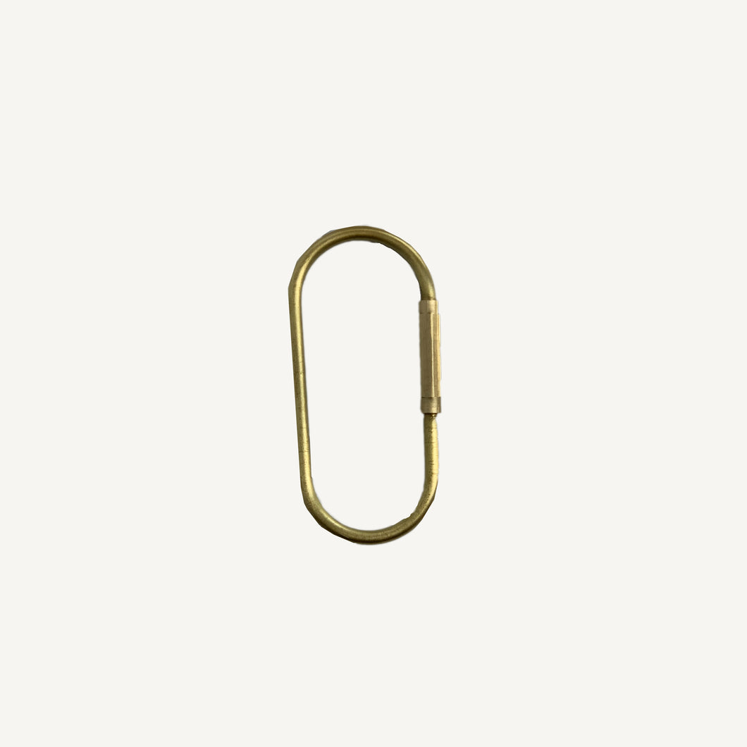 Brass Keyring With Release