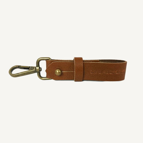 The Leather Lanyard