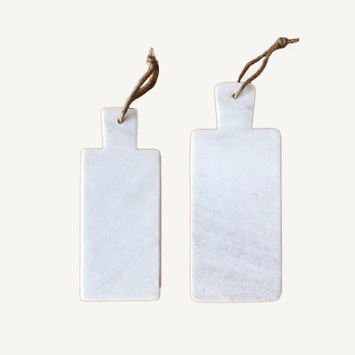 White Marble Cutting Boards