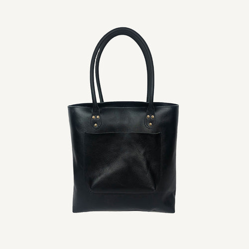 The Work Tote Black
