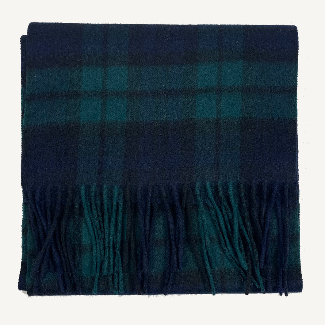 Wool Scarf Blackwatch