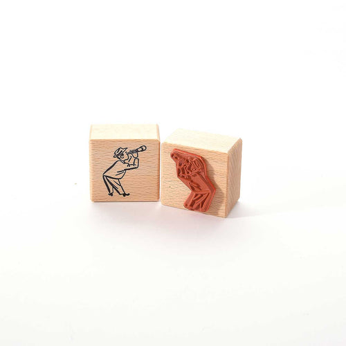 What are you seeing? Rubber Stamp- Heindesign