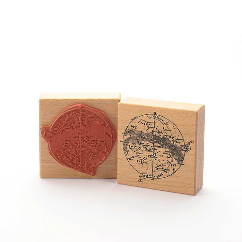 Star Sky (Sternhimmel) Rubber Stamp- Heindesign