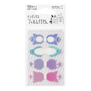 Sticky Notes Midori Animals-Penguins 48 pieces 19025-006