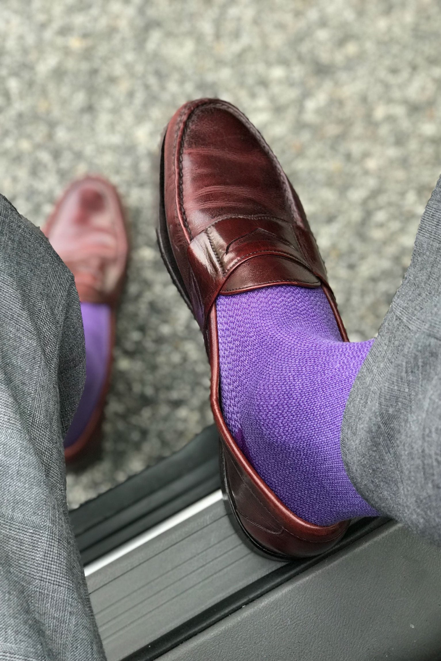 A MATERIAL DIFFERENCE | DITCH THE ARCHAIC COTTON SOCKS