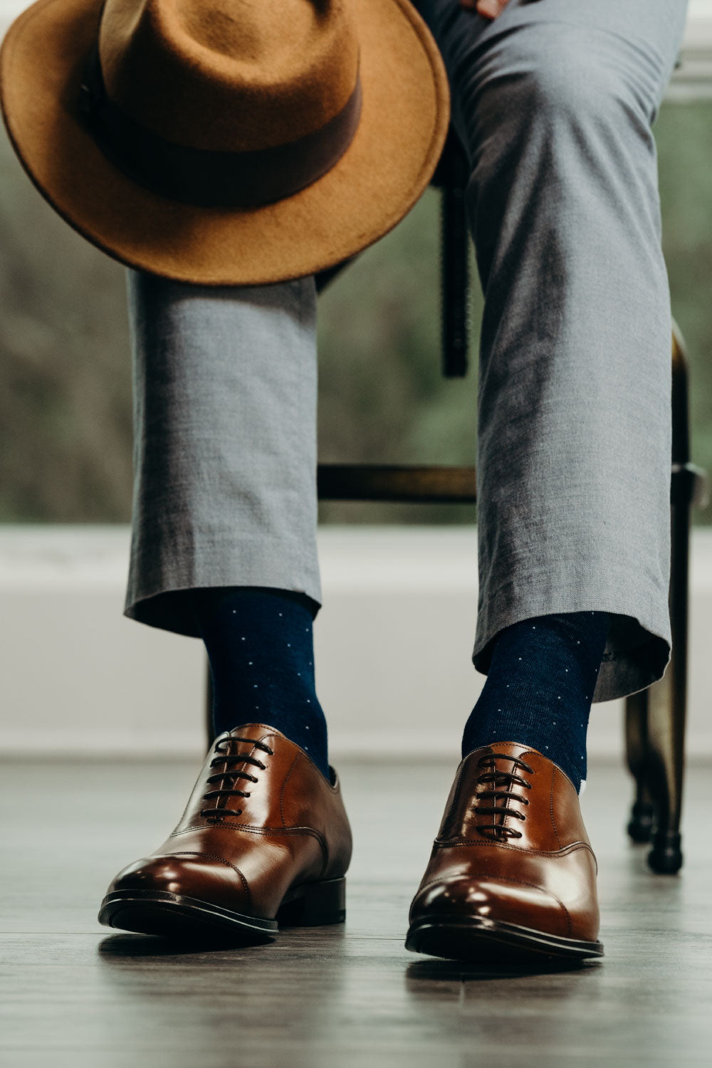 THE BEST SOCKS FOR YOUR WARDROBE | WHY MATERIALS MATTER