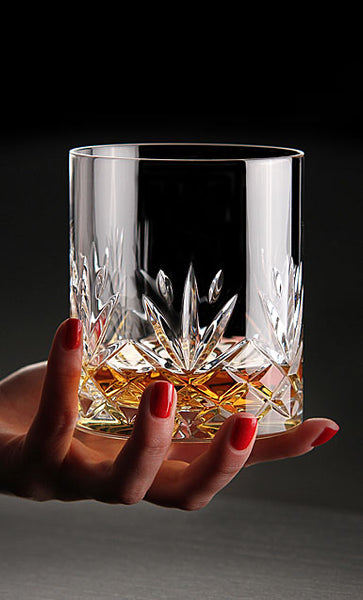 Cashes Ireland Scotch Glass