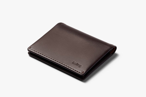 Slim Sleeve Leather Wallet