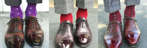 cool mens dress socks