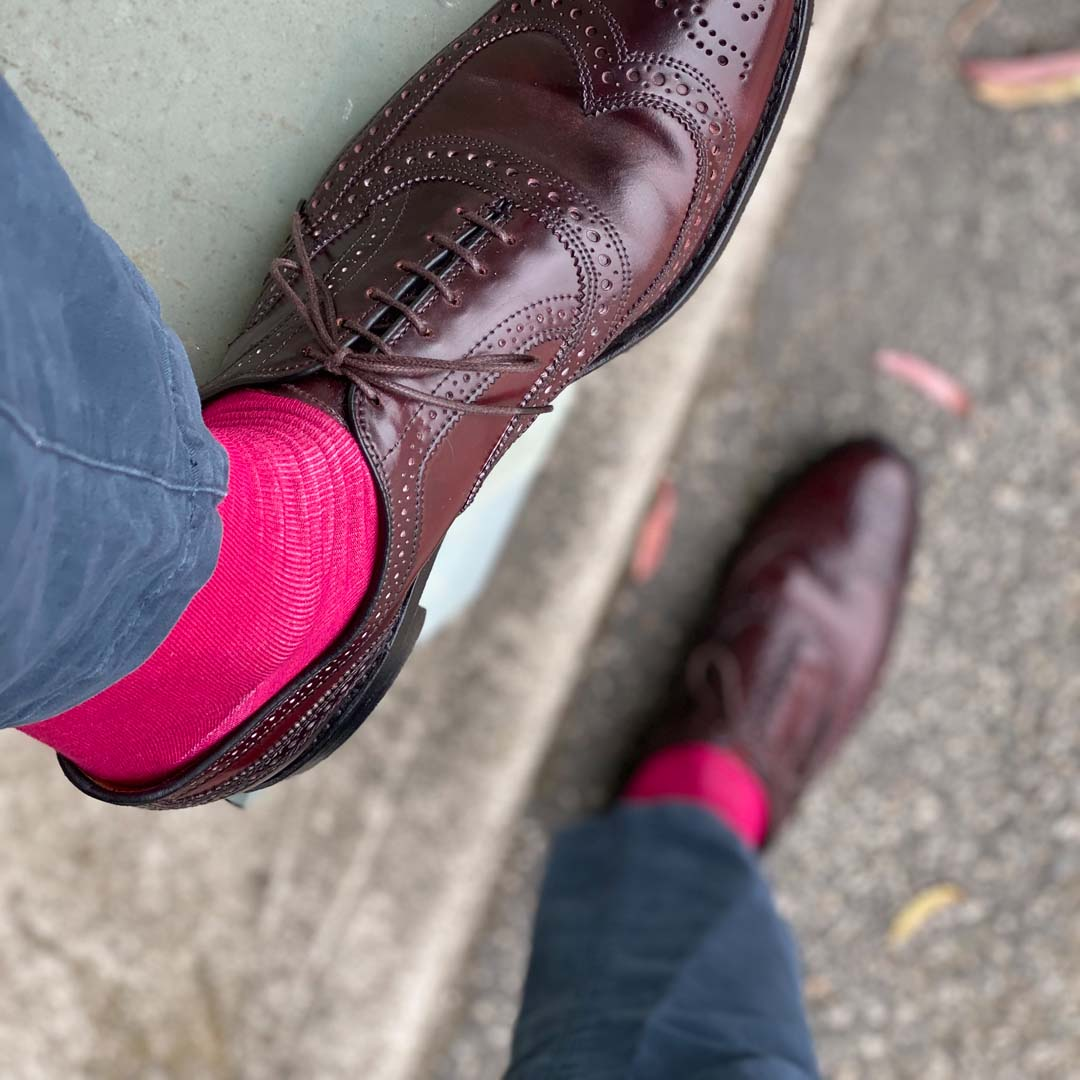 Ruby Solid - A Ruby Sock | NMP