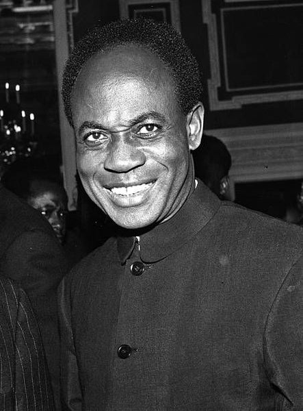 Kwame Nkrumah - The Genius of African Revolution