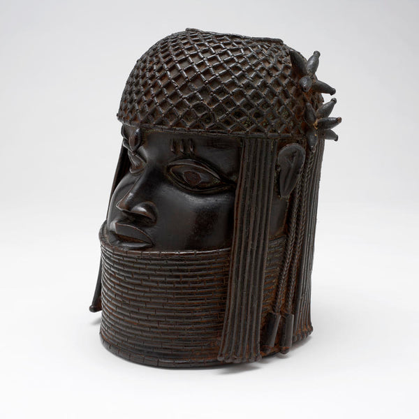 Looted Benin Bronze Resurfaces In CoolAfrican Late Winter Collection