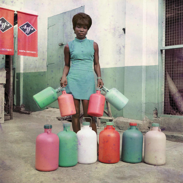 James Barnor – the first photographer to shoot Ghana in colour