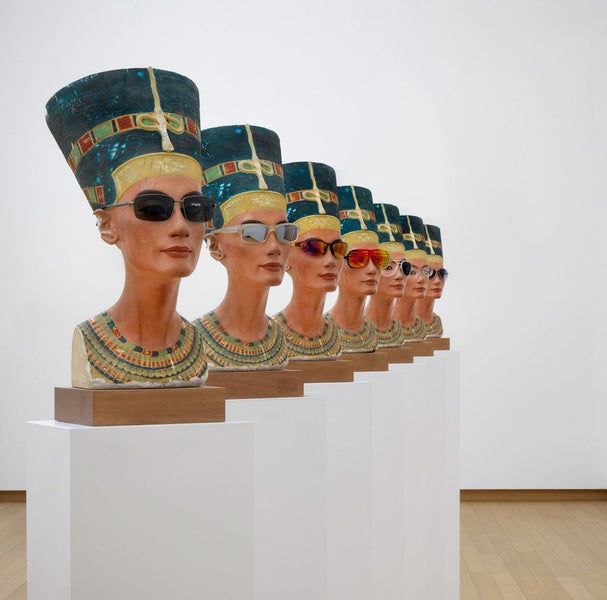 Reaffirming The Rebellious Creed Of Feminism with Nefertiti