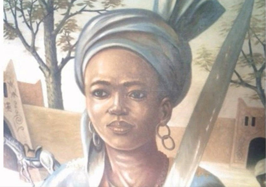 Warrior Queen - Amina of Zaria
