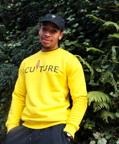 Culture Sweatshirt by CoolAfricanMerch