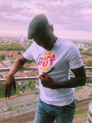 Seun Kuti in Mama Put Shirt by CoolAfricanMerch