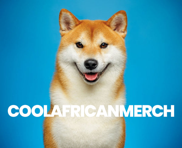 dogecoin coolafricanmerch