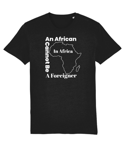 Our Home T-shirt by CoolAfricanMerch