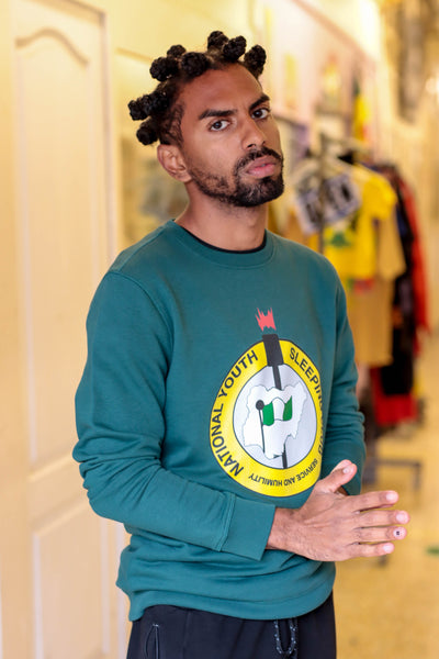 NYSC Uniform Sweatshirt CoolAfricanMerch