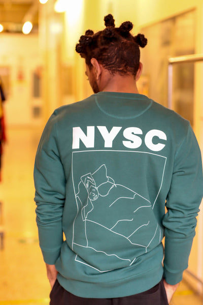 NYSC Sweatshirt CoolAfricanMerch