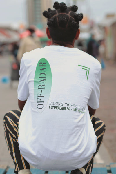 Off Radar T-shirt CoolAfricanMerch