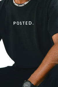 Posted T-Shirt